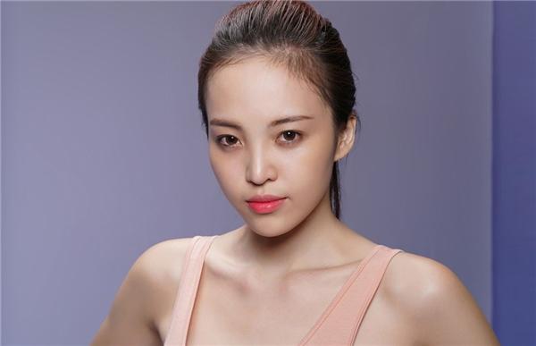 My Lê Nguyễn có nhiều kinh nghiệm làm mẫu nhưng vẫn chưa thể hiện hết năng lực của bản thân. Tỉ lệ các phần trên gương mặt cô gái này khá cân đối. My Lê là thí sinh cuối cùng được gọi tên.
