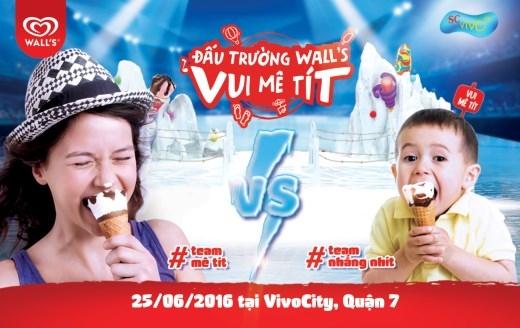 Vui mê tít như con nít tại đấu trường băng ở Vivo City