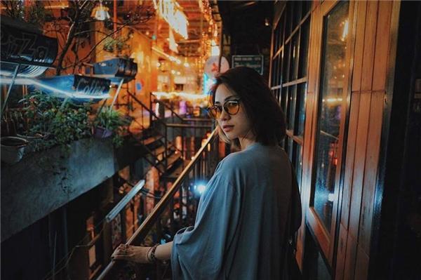 Mạc Huyềnlà một trong những gương mặt vợ hot boy Việt xinh đẹp được nhiều người yêu thích.(Ảnh: Internet)