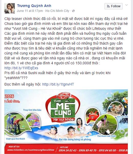 Gia đình sao Việt rủ rê nhau chinh phục mê cung xà phòng khổng lồ