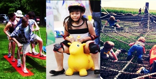 Ba vòng thử thách cực gay cấn và thú vị tại Trại hè sức khỏe.