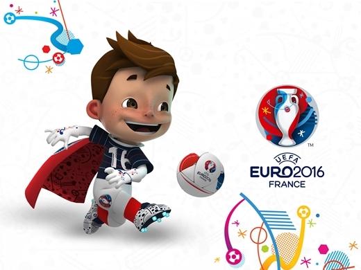 Tăng nhiệt cùng Euro 2016