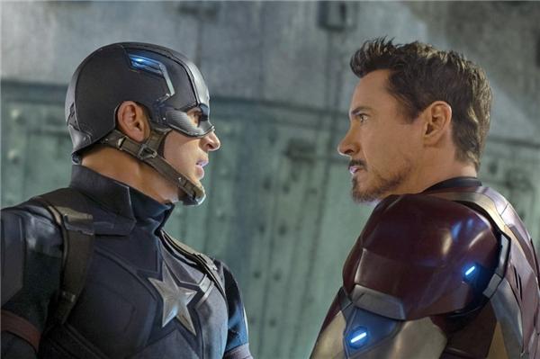 Captain America: Civil War là bộ phim ăn khách nhất trong 6 tháng đầu năm nay.