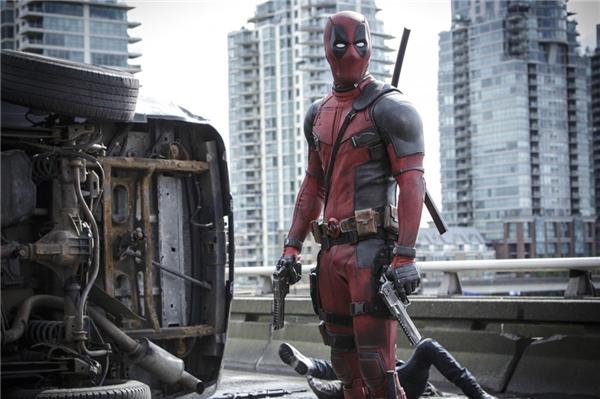 Deadpool làtác phẩm gắn nhãn Rcó doanh thu cao nhất mọi thời đại.