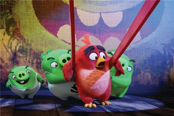 Angry Birds Movie được sản xuất dựa trên loạt game nổi tiếng cùng tên của hãng Rovio Entertainment