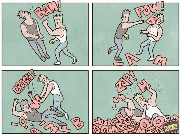 18. Đừng tưởng chỉ có nắm đấm mới làm tổn thương nhau, lời nói còn có tác động khủng khiếp hơn.