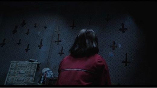 Liệu thánh giá treo ngược có phải biểu tượng của quỷ. (Ảnh: Internet)