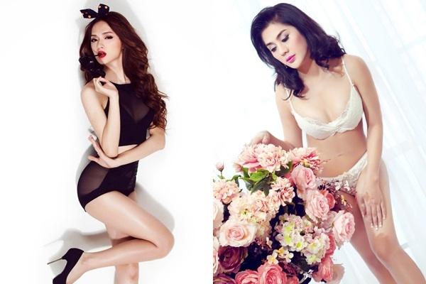 Hương Giang Idol và Lâm Chi Khanh là hai mĩ nhân chuyển giới được nhiều người chú ý nhất V-biz. - Tin sao Viet - Tin tuc sao Viet - Scandal sao Viet - Tin tuc cua Sao - Tin cua Sao