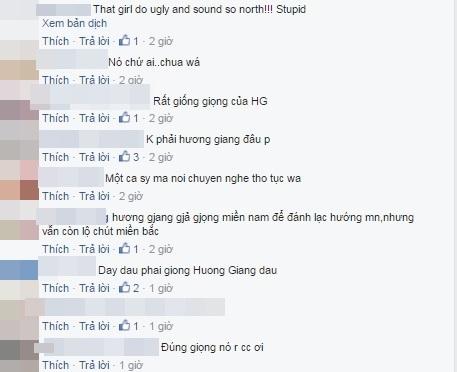 Nhiều người hâm mộ dễ dàng nhận ra giọng nói của Hương Giang Idol. - Tin sao Viet - Tin tuc sao Viet - Scandal sao Viet - Tin tuc cua Sao - Tin cua Sao