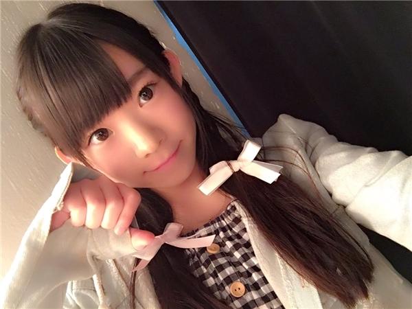Cận cảnh hot girl Nhật mặt học sinh nhưng thân hình phụ huynh