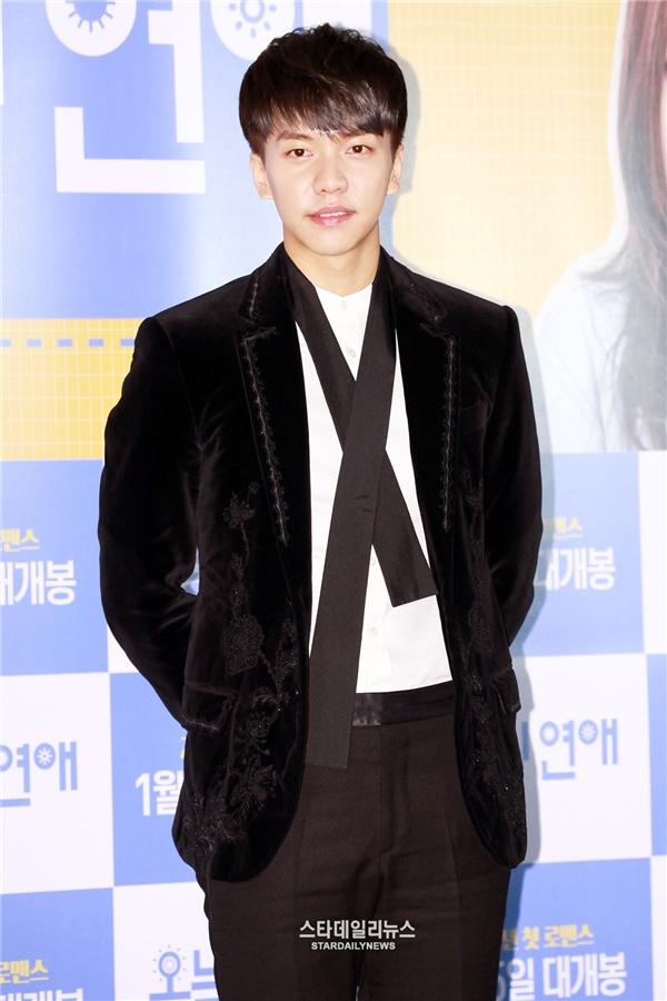 Xôn xao tin đồn Lee Seung Gi có con rơi