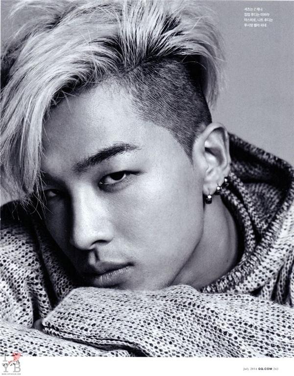 Tae Yang mang trên mình tính cách điềm đạm như một người anh trong Big Bang.(Ảnh: Internet)
