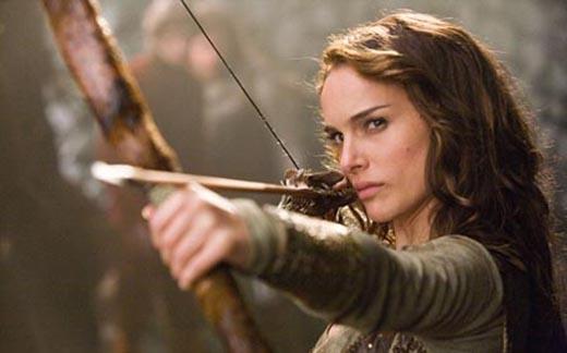 Người sống mới là tâm điểm của các cung thủ thời Trung Cổ. (Ảnh: Internet)