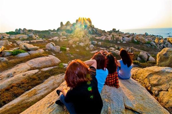 Du lịch Phan Thiết - Tươi mát mùa hè cùng Cù Lao Câu