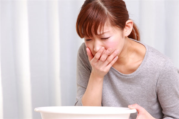 Kể từ khi mang thai, cô Zhang liên tục buồn nôn không ăn uống được thứ gì khác ngoài bánh mì. (Ảnh minh họa)