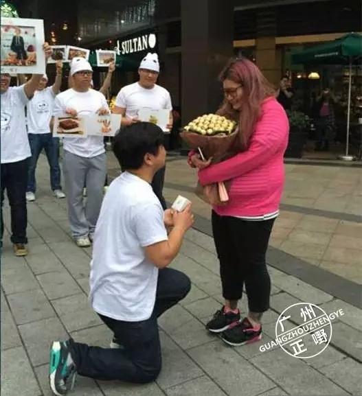 Vỗ béo bạn gái tăng từ 50 lên 90kg, chàng trai mới yên tâm cầu hôn