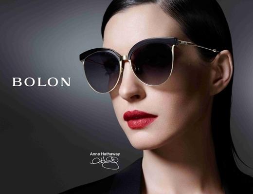 Mắt kính Bolon nổi bật với phong cách châu Âu thượng lưu và sang trọng. (Ảnh: matkinh.com.vn)