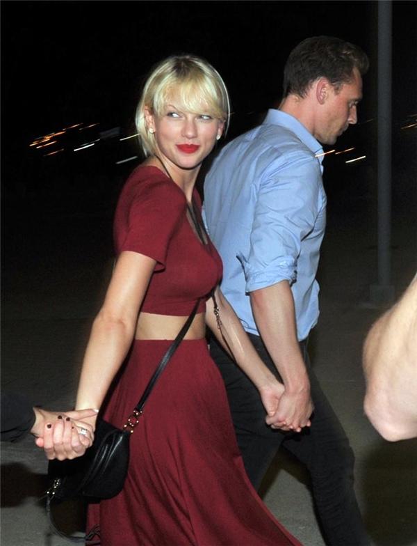 Calvin Harris đang muốn quay lại với Taylor Swift?