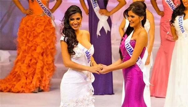 Yumara tại Miss Mundo Nicaragua 2014
