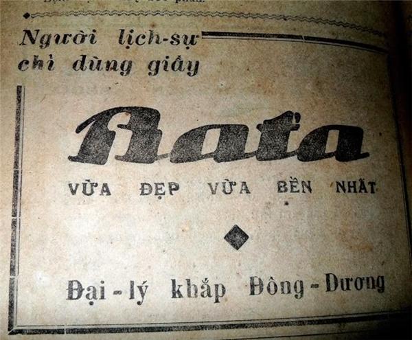 Thời bấy giờ, đi đâu người ta cũng thấy quảng cáo giày Bata, không cầu kì, giày Bata mang một thông điệp trực tiếp và súc tích nhưng vẫn đánh vào tâm lí của người dùng. Đến nỗi bất kì tầng lớp nào từ trung lưu đến thượng lưu, bất cứ nơi đâu người ta cũng làm bạn với giày Bata.