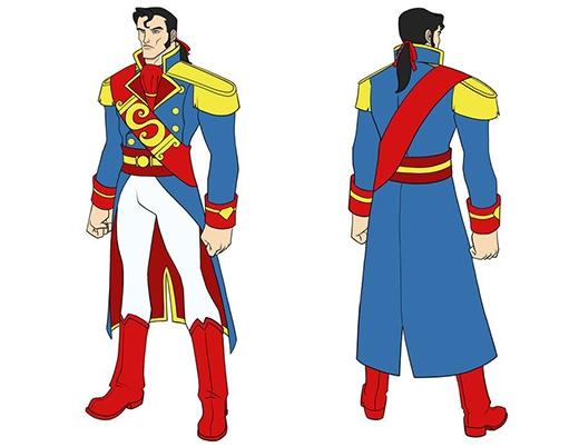 """Clark Kent mà đóng bộ thế này ra đường thì khối tiểu thư phải """"chết vì mất máu"""". (Ảnh: Matthew R Humphreys)"""