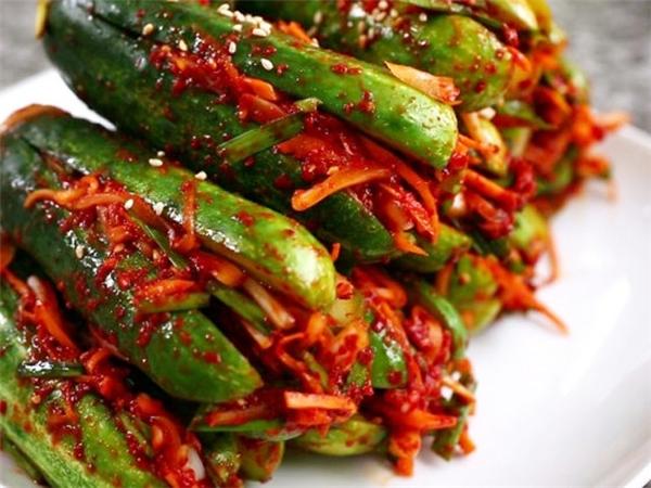 Ẩm thực Hàn Quốc - Kim chi món ăn ngon được UNESCO công nhận di sản phi vật thể thế giới