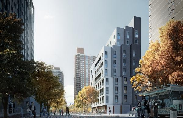Tọa lạc tại khu vực Kips Bay ở Manhattan, New York, Carmel Place (hay còn gọi là My Micro NY) là một khu chung cư gồm 55 căn hộ siêu nhỏ, có diện tích chỉ khoảng 24,6 đến 33,4m2, tức chỉ bằng diện tích của một gara để xe gia đình.