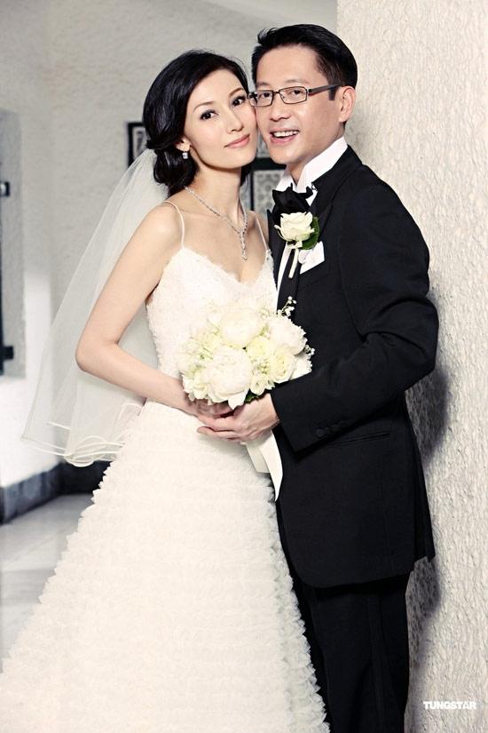 Người chồng hiện tại của Hoa hậu Hong Kong 1988.