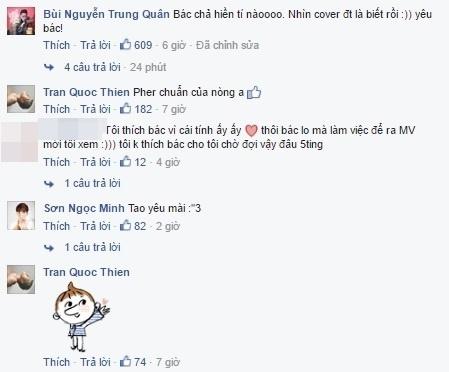 Trên trang cá nhân Hương Giang nhận không ít lời động viên từ bạn bè. - Tin sao Viet - Tin tuc sao Viet - Scandal sao Viet - Tin tuc cua Sao - Tin cua Sao