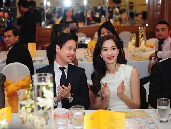 Thu Thảo - Trung Tín được xem là một trong những cặp đôi trai tài- gái sắc của làng giải trí. - Tin sao Viet - Tin tuc sao Viet - Scandal sao Viet - Tin tuc cua Sao - Tin cua Sao