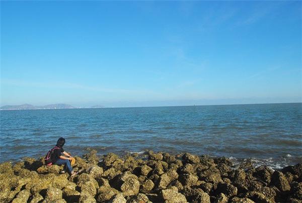 Du lịch Cần Giờ - Du hí đảo Thạnh An bãi đá giữa biển chỉ cách Sài Gòn 70km