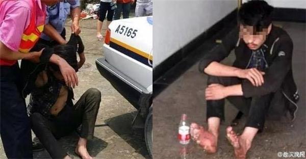 Cảnh sát đã tìm được một thanh niên 19 tuổi tại thành phố Hàng Châu, tỉnh Chiết Giang, Trung Quốc do mải chơi game tới mức bàn chân thối rữa.(Ảnh Internet)