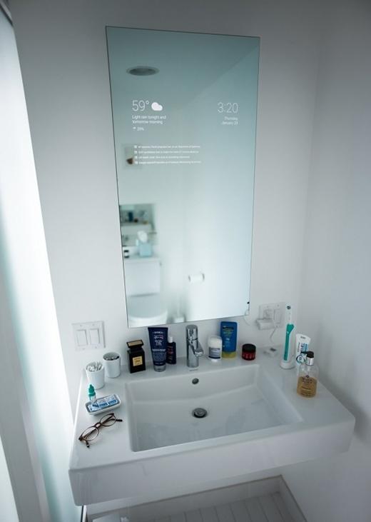 Những sản phẩm thông minh tuyệt vời nên có trong phòng tắm