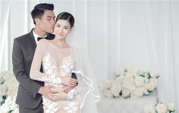 Bộ ảnh cưới được thực hiện theo phong cách cổ tích hết sức lãng mạn. - Tin sao Viet - Tin tuc sao Viet - Scandal sao Viet - Tin tuc cua Sao - Tin cua Sao