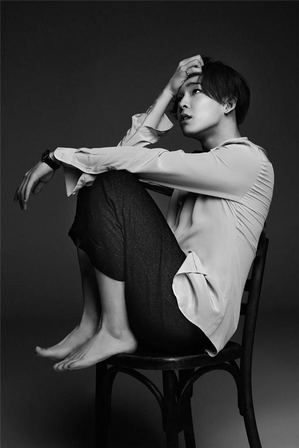Tae Hyun củaWinner tuy không có vẻ đẹp hoàn hảo nhưng bù lại, thần thái toát ra từ cậu ấy khiến cả phái nữ cũng phải ghen tị. (Ảnh: Internet)