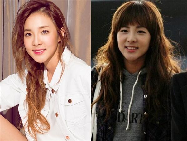 Những kiểu tóc mái thưa bằng đẹp nhất của sao Hàn