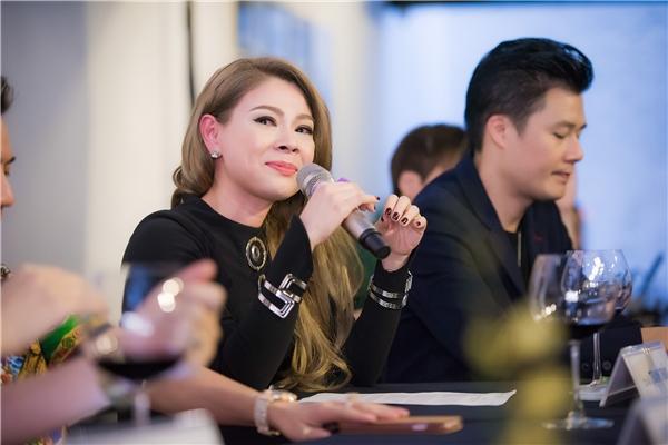 Thanh Thảo: Biết đâu Ngô Kiến Huy sẽ làm khách mời trong liveshow - Tin sao Viet - Tin tuc sao Viet - Scandal sao Viet - Tin tuc cua Sao - Tin cua Sao