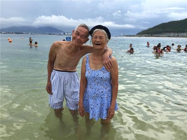 vợ chồng già