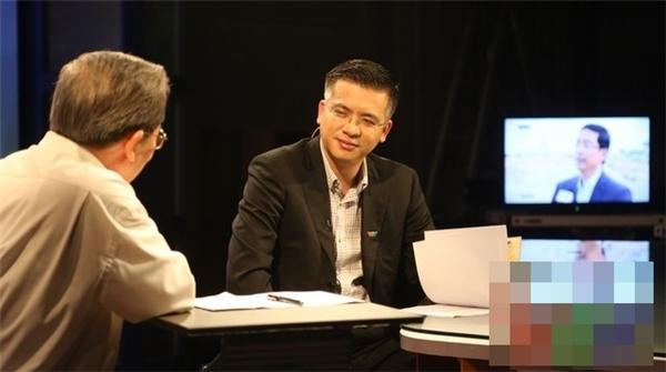 Biên tập viên Quang Minh vẫn được nhiều người mến mộ.