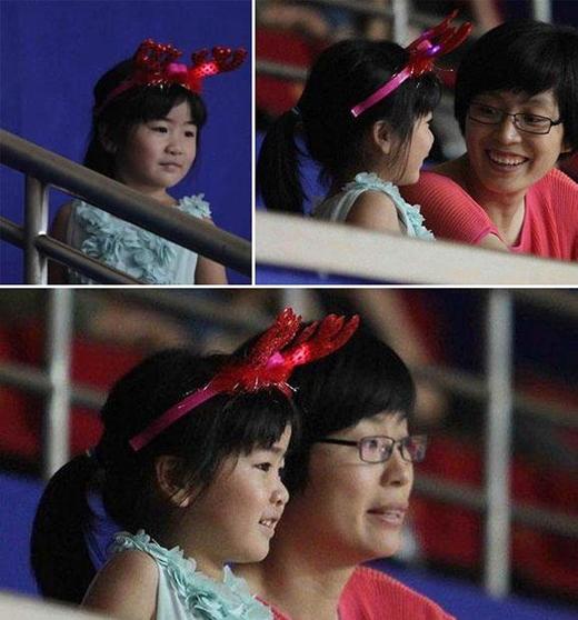 Ngay từ rất nhỏ, Yao Leiđã tiếp xúc với truyền thông. (Ảnh: Internet)