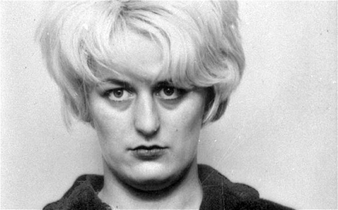 """Chân dung""""người đàn bà độc ác nhất nước Anh""""Myra Hindley. (Ảnh: Internet)"""