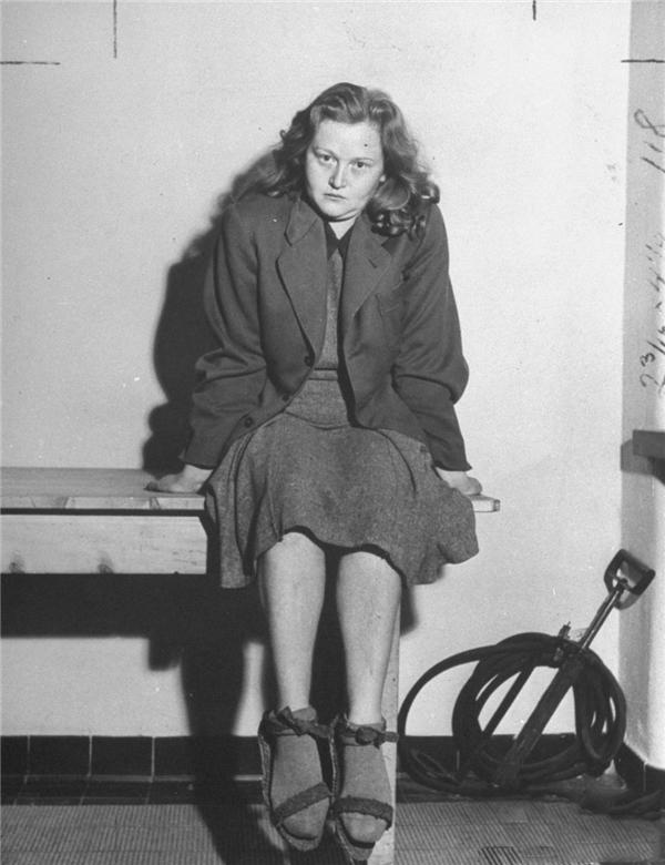 Ilse Koch là nỗi ám ảnh của tù nhân các trại tập trung của Đức Quốc xã. (Ảnh: Internet)