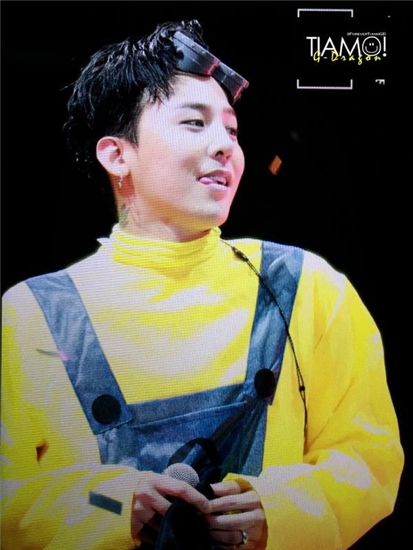 """G-Dragon hóa Minion đáng yêu """"chịu không nổi"""""""