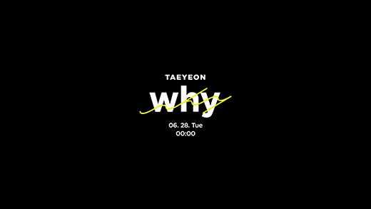 Ca khúc Why sẽ được tung vào ngày 28/6 sắp tới. (Ảnh: Internet)