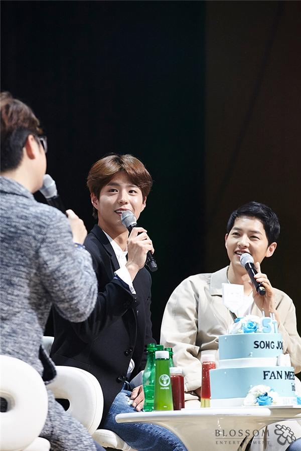 Người hâm mộ tò mò về khách mời lần này của Song Joong Ki