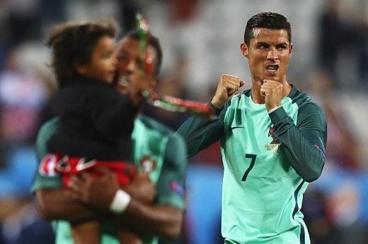 Tuy phong độ không cao, Cristiano Ronaldo vẫn có thể tỏa sáng trong thời điểm quyết định.