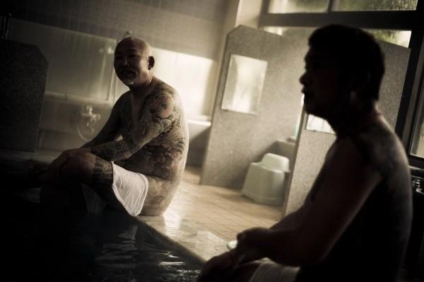 Yakuza thường gặp nhau tại các phòng tắm. (Ảnh: Internet)