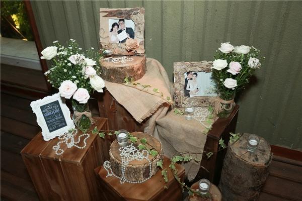 Không gian tiệc đính hôn lãng mạn của Kỳ Hân và Mạc Hồng Quân - Tin sao Viet - Tin tuc sao Viet - Scandal sao Viet - Tin tuc cua Sao - Tin cua Sao