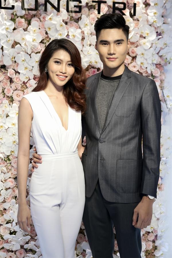 Cặp đôi Quang Hùng - Quỳnh Châu
