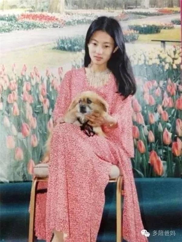 Một bức ảnh chụp cô Diệp năm 20 tuổi.